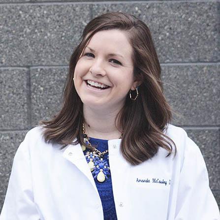 Dr. Amanda McCauley DDS